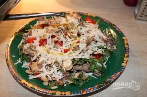 Салат мясной из говядины - фото шаг 8