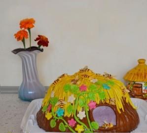 """Торт """"Улей"""" - фото шаг 7"""