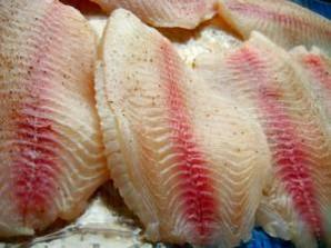 Рыба в тесте в духовке - фото шаг 1