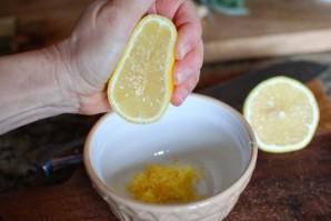 Курица запеченная в лимонном маринаде - фото шаг 2