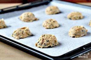 Печенье с шоколадной крошкой - фото шаг 7