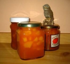Варенье из персиков без сахара - фото шаг 5