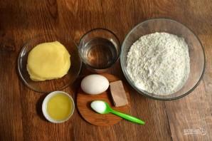 Хачапури по-имеретински классический - фото шаг 1