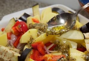 Овощи, запеченные в духовке - фото шаг 7