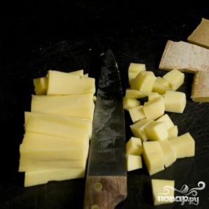 Суп с сыром и вином - фото шаг 2