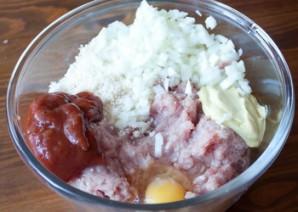 Мясной рулет с картофельным пюре - фото шаг 1