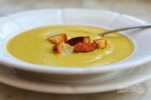 Крем-суп с брокколи и сыром - фото шаг 13