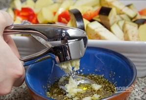 Овощи, запеченные в духовке - фото шаг 6