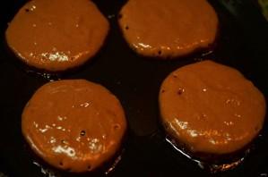 Шоколадные оладушки за 5 минут - фото шаг 3