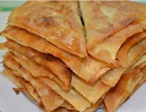 Пирожки из тонкого лаваша - фото шаг 3