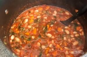 Овощное рагу с помидорами - фото шаг 4