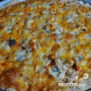 Пицца с курицей - фото шаг 4