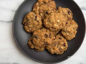 Домашнее овсяное печенье - фото шаг 9