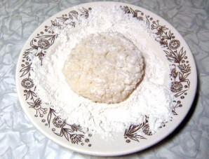Рисовые биточки - фото шаг 3