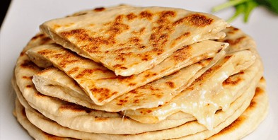 Хачапури с сыром на кефире - фото шаг 9