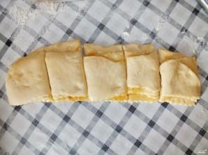 Дрожжевой пирог с повидлом - фото шаг 8