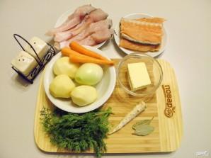 Рыбный суп классический - фото шаг 1