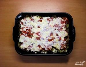 Картофельная запеканка с фаршем и помидорами - фото шаг 3