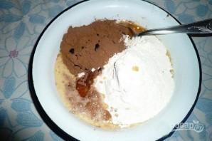Кекс тыквенный с шоколадом - фото шаг 3