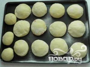 Пончики с джемом - фото шаг 5