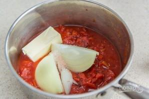 Соус из помидоров - фото шаг 1