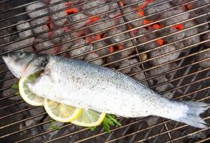 Рыба барбекю - фото шаг 2