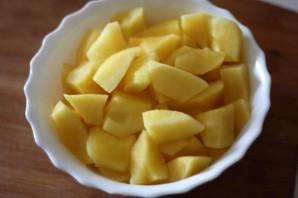 Варенье из яблок с желатином  - фото шаг 2