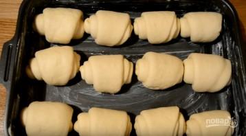 """Вкусные и """"пушистые"""" дрожжевые булочки - фото шаг 8"""