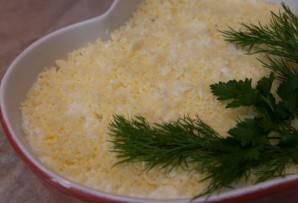 Салат из консервированной рыбы - фото шаг 5