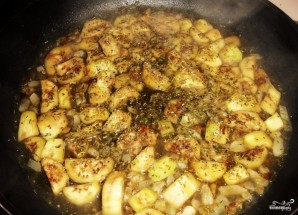 Суп-пюре из баклажана - фото шаг 7