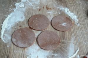 Шоколадно-кокосовые сочники - фото шаг 9