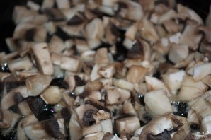 """Салат """"Лесной"""" с грибами - фото шаг 2"""