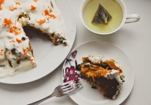 Вегетарианский морковный пирог - фото шаг 5