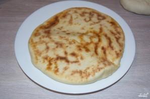 Творожный пирог с картошкой - фото шаг 9