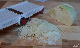 Пирожки с капустой - фото шаг 4