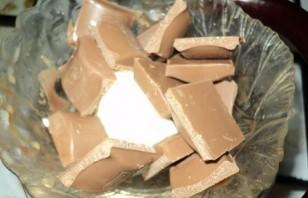 Блинчики с шоколадом - фото шаг 2