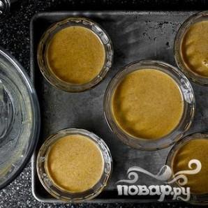 Тыквенный пудинг со сметанным кремом - фото шаг 4
