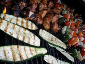 Овощи под соусом терияки - фото шаг 2