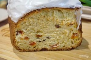 Кулич пасхальный в хлебопечке - фото шаг 8
