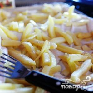 Картофель-фри по-французски - фото шаг 4