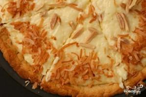 Тарт с кокосовым кремом - фото шаг 3