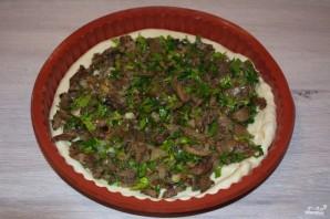 Простой пирог с мясом - фото шаг 5