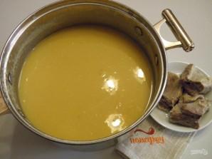 Гороховый суп-пюре с мясом - фото шаг 4