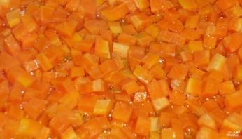 Cырный суп со свининой - фото шаг 3