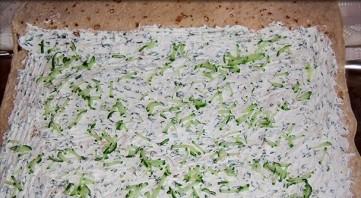 Лаваш с сыром и чесноком - фото шаг 4
