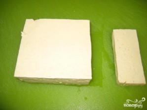 Жареный тофу - фото шаг 7