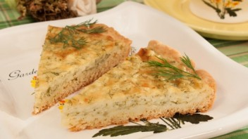 Пирог с сыром - фото шаг 4