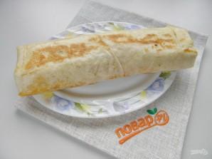 Шаурма (классический рецепт) - фото шаг 9