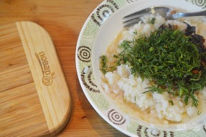 Рыбные колбаски под лимонным соусом - фото шаг 4