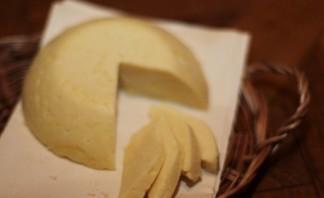Алтайский сыр в домашних условиях - фото шаг 6